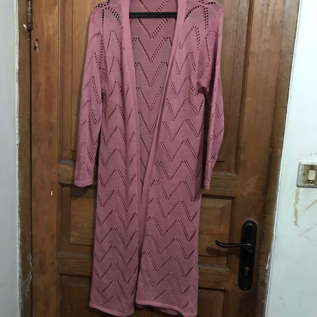 Long Cardi Knit Salem
