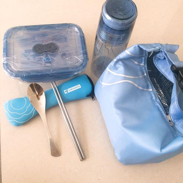 ✨#居家生活好物 Luminarc 玻璃保鮮盒套裝