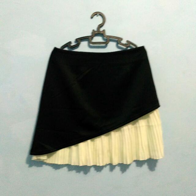 LZD Black Skirt
