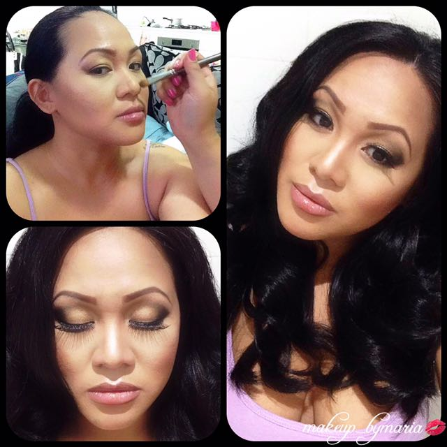Makeup Services By Maria