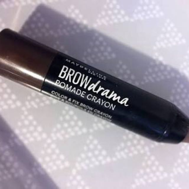 Maybelline Eyebrow Preloved Health Beauty Makeup On Carousell