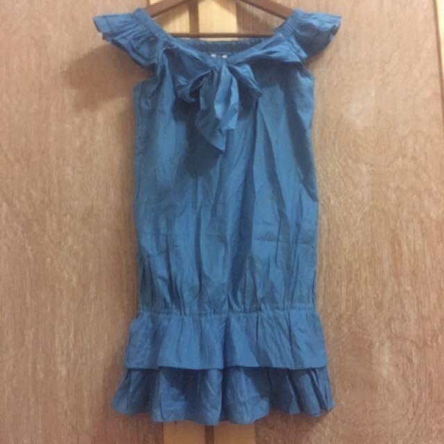 Mini Dress Sabrina Rasberry