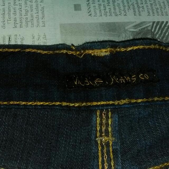 Mini Rok Denim (Nudie Jeans)