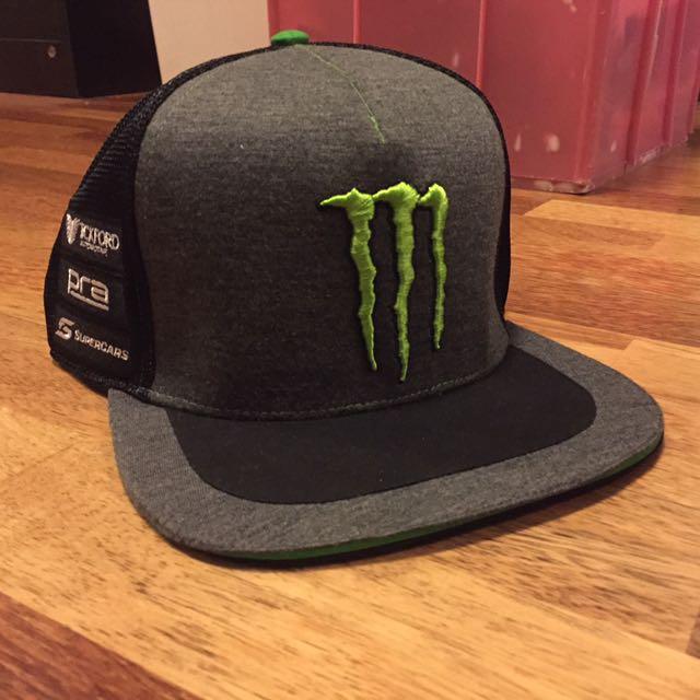 Monster Energy Prodrive Racing Flat Peak Cap