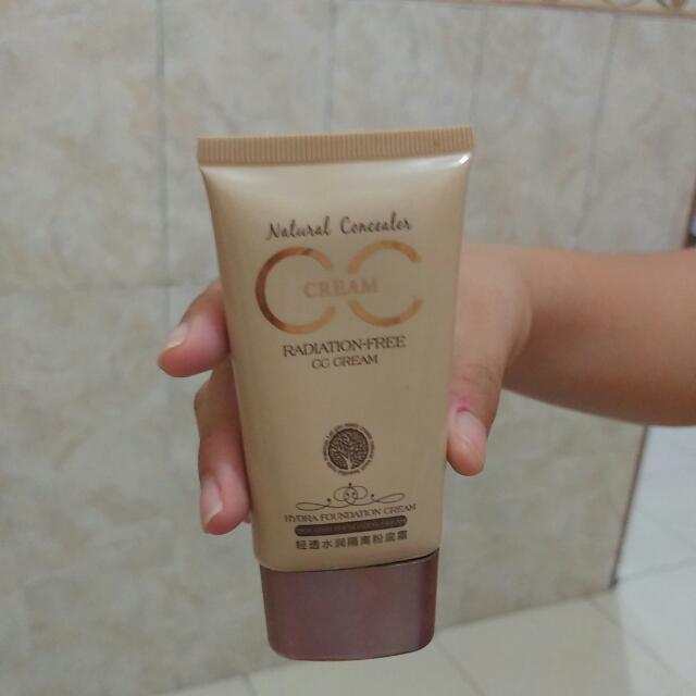 Natural Concealer CC cream