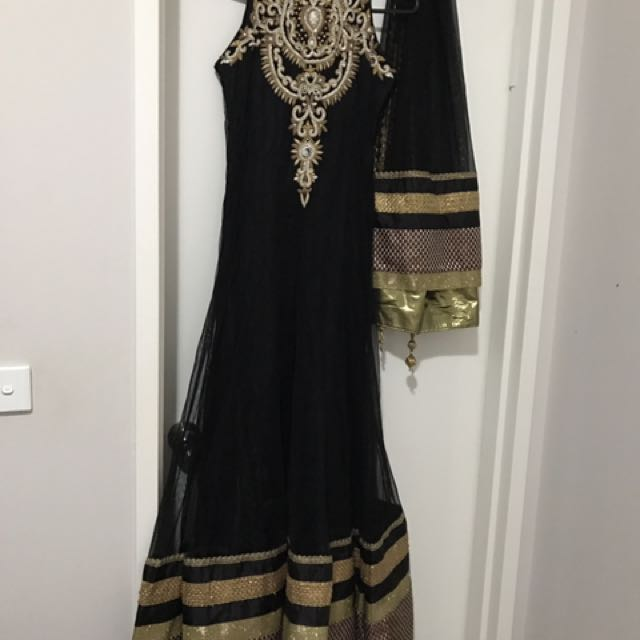New Indian Gown