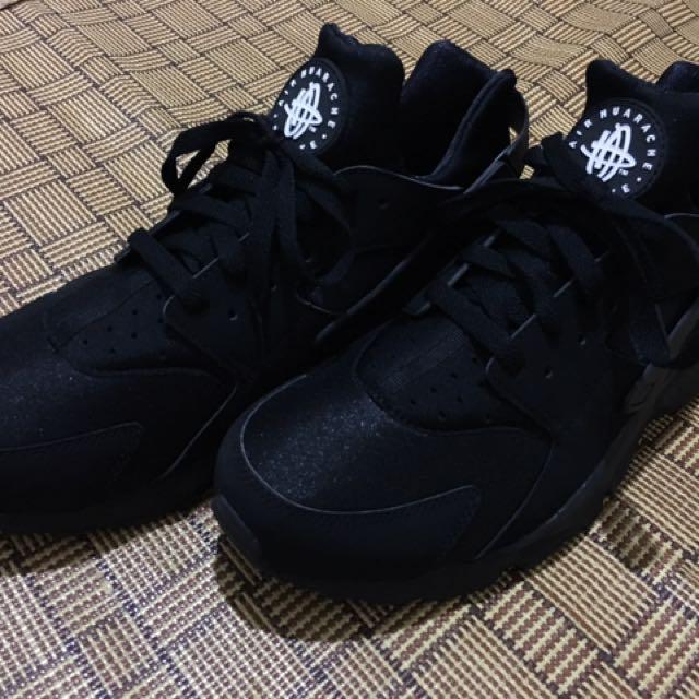 Nike Huarache 黑武士 Us11.5