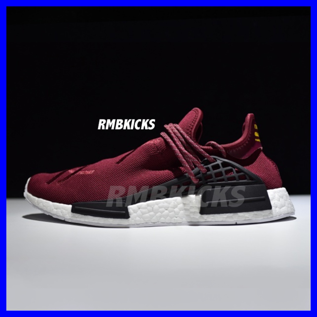 the best attitude 66f5b dc103 NMD Human Race Family & Friends