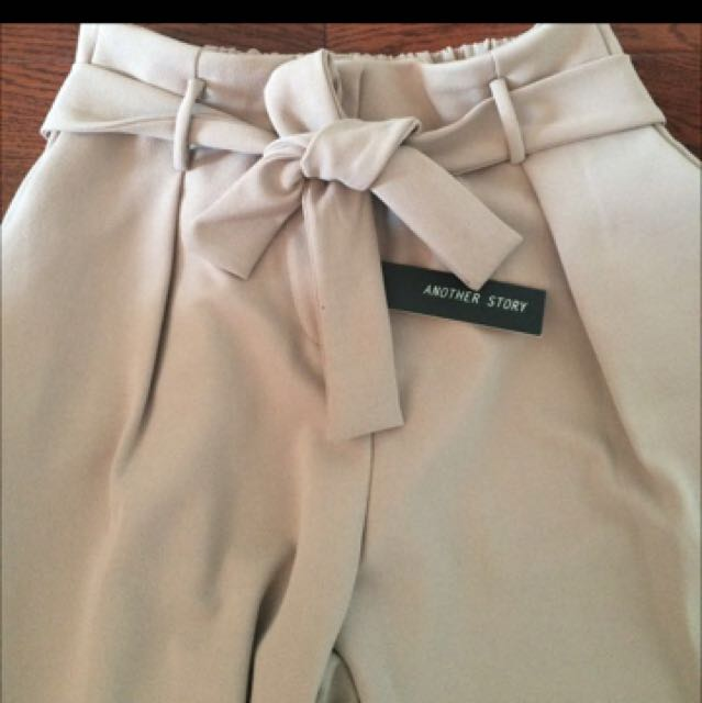 Nude Dress Pants