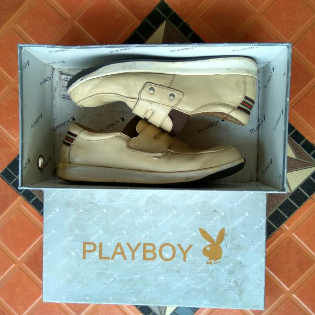 Ori & Authentic Slip-on Playboy