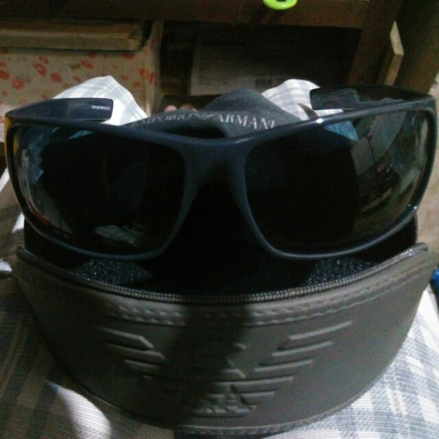 2448837a7016 Original Emporio Armani Sunglasses Made In Italy Only Sunglass,Pouch And  Pamunas.:-) Only 1,500..1st Time ko Mag Sell Sa Online..p,que Or Las Piñas  Area.