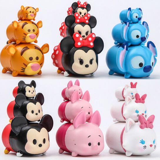 Pajangan TsumTsum Disney Replica