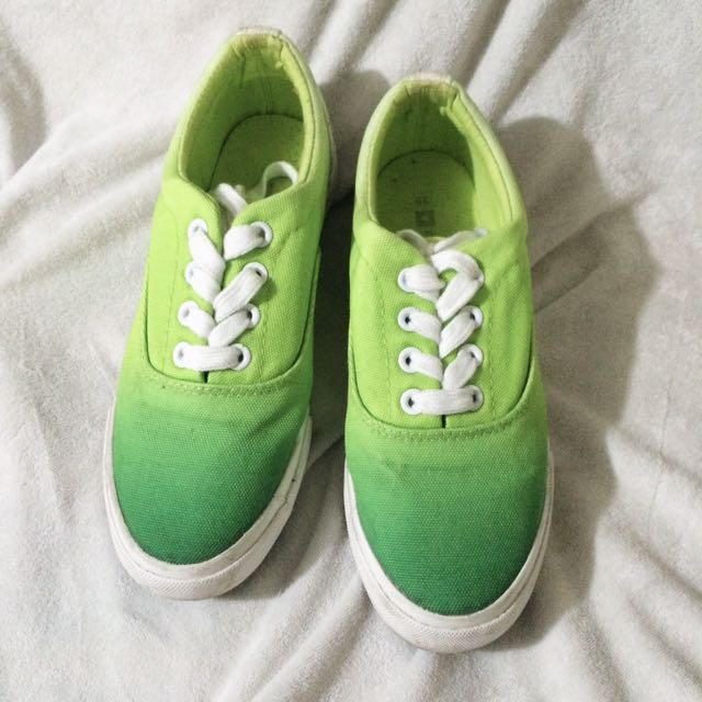 Penshoppe Ombre Sneakers