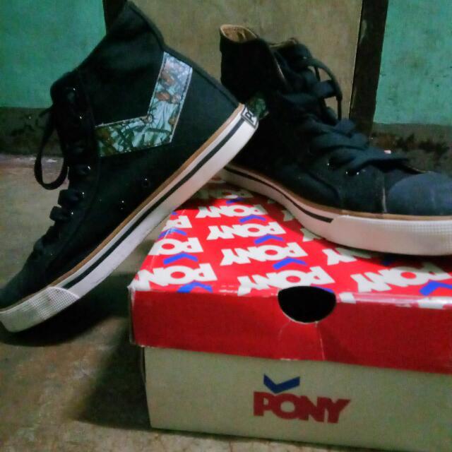 Pony Shoe (Shooter High)