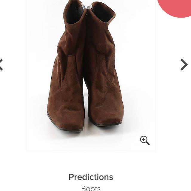 Prediction Boots