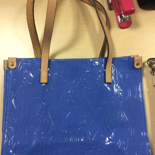 Pre-loved Authentic Doonie and Burke Bag