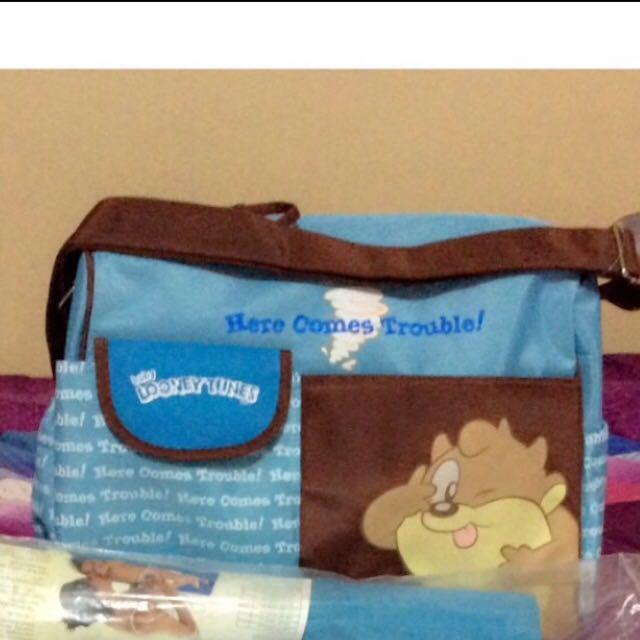 Preloved Diaper Bag