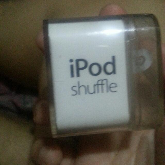 REPRICED!! Preloved Ipod Shuffle (Gray)