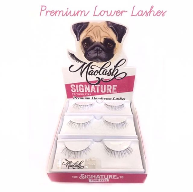 Premium Lower Eyelashes