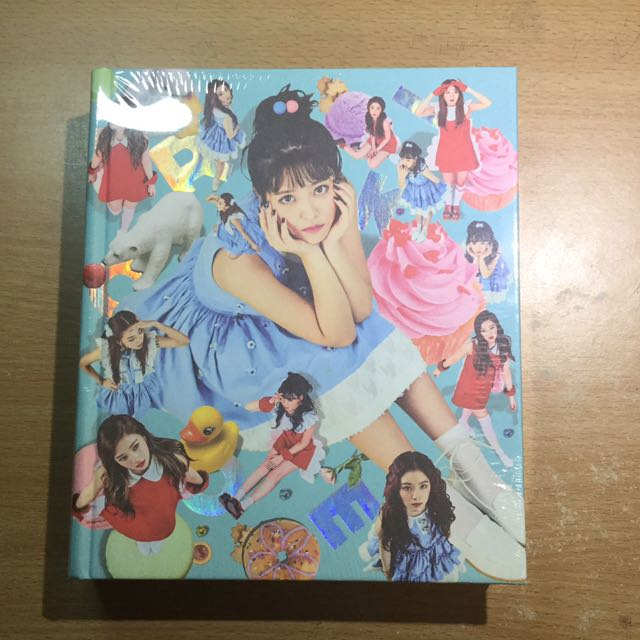 Red Velvet Rookie Album