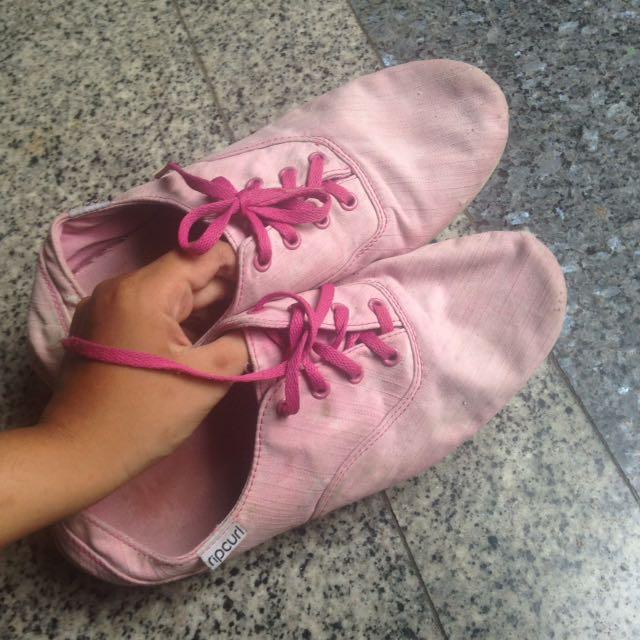 Ripcurl Pink Acid Wash