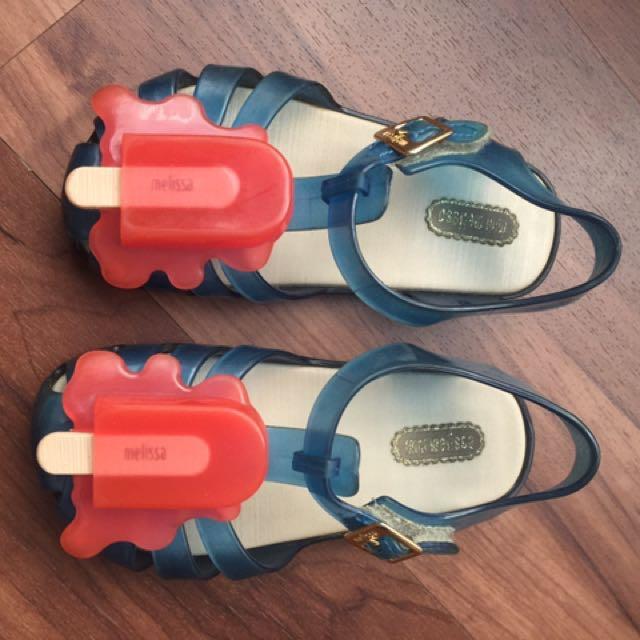 Sandal Mini Melissa