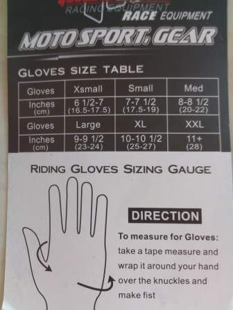 Sarung Tangan Probiker Full Plus Batok