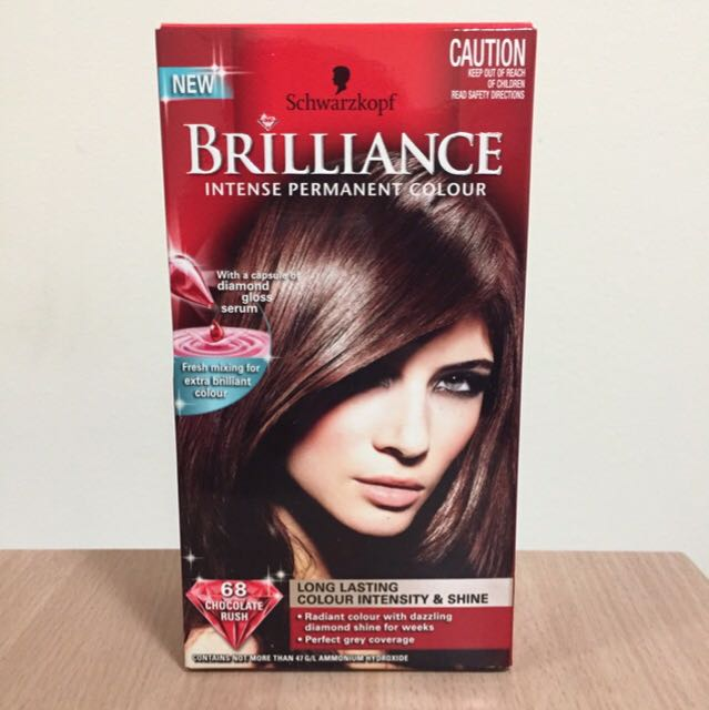 Schwarzkopf Hair Colour (Chocolate Rush)