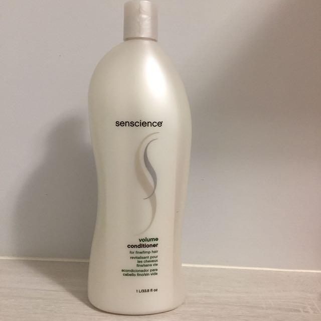 Senscience細軟髮潤髮乳
