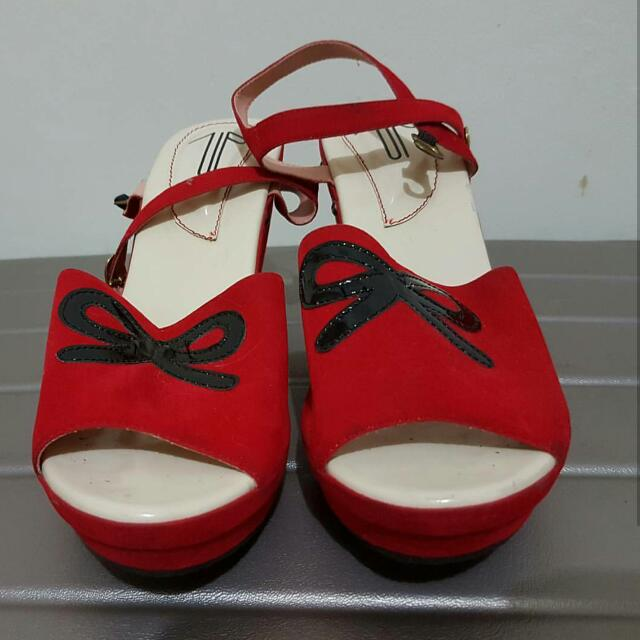 Sepatu I wear Up Diana Rikasari Uk 35