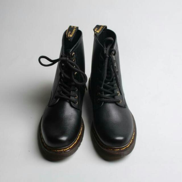 Sepatu Kulit Boots Boston Exodus Hitam