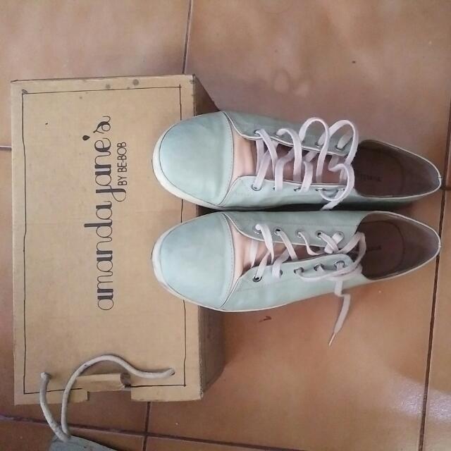 Sepatu Merk Amanda Jane s By Be - Bob 10cbde77af