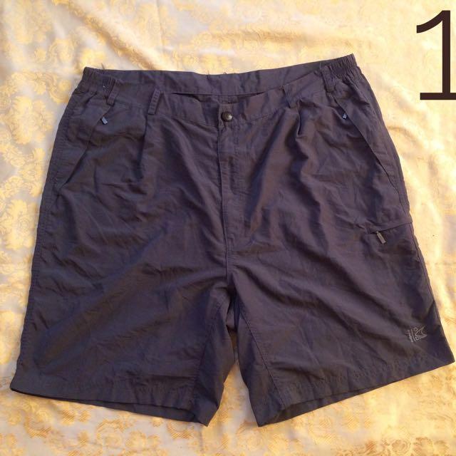 Shorts Trekking By Kyusha