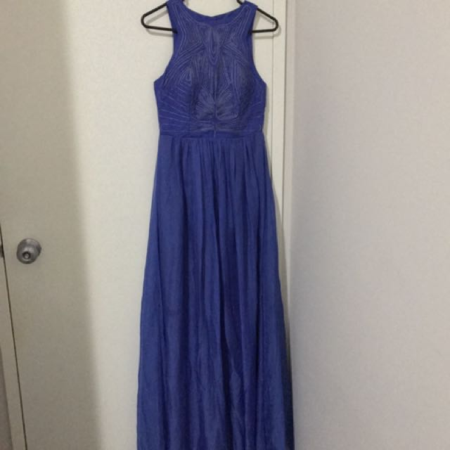 Silk Bariano Dress. Size 8