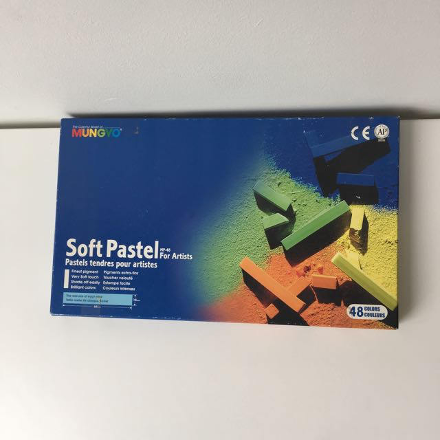 Soft Pastel For Artists 48 Colours