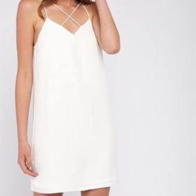 Supre Cross Over Cami Dress