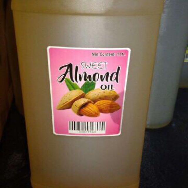 Sweet Almond Oil 1liter