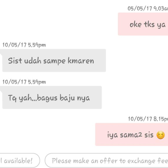 testimoni tks buyer