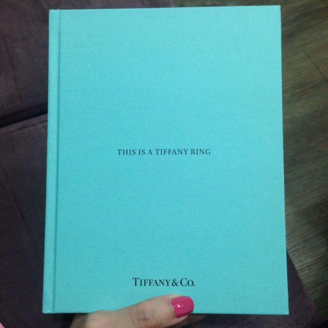 [正]Tiffany鑽戒2016年目錄