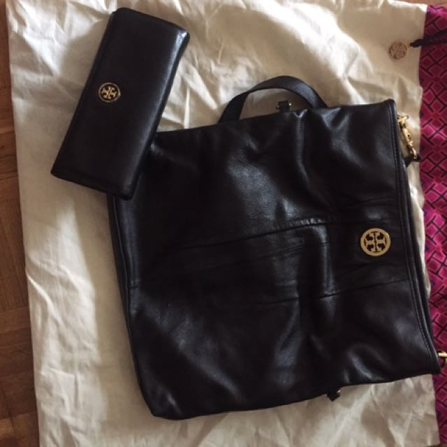 Tory Burch Wallet And Cross body