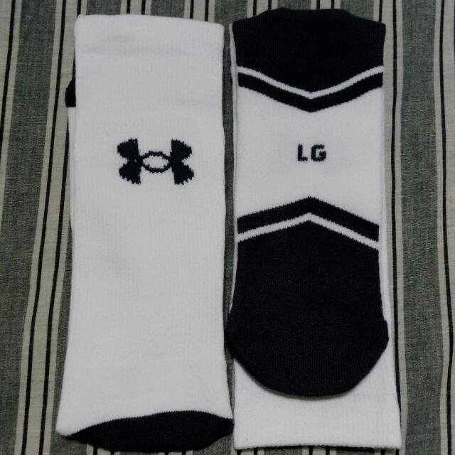 UA 籃球襪