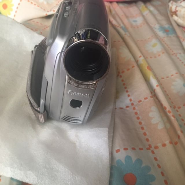 Video Camera Canon