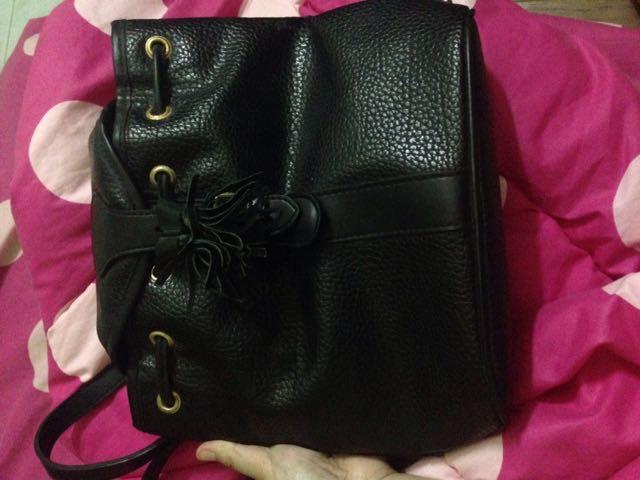 Vintage Ransel Bag