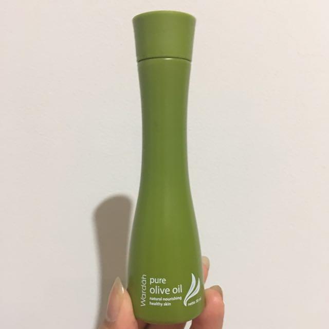 Wardah Olive Oil
