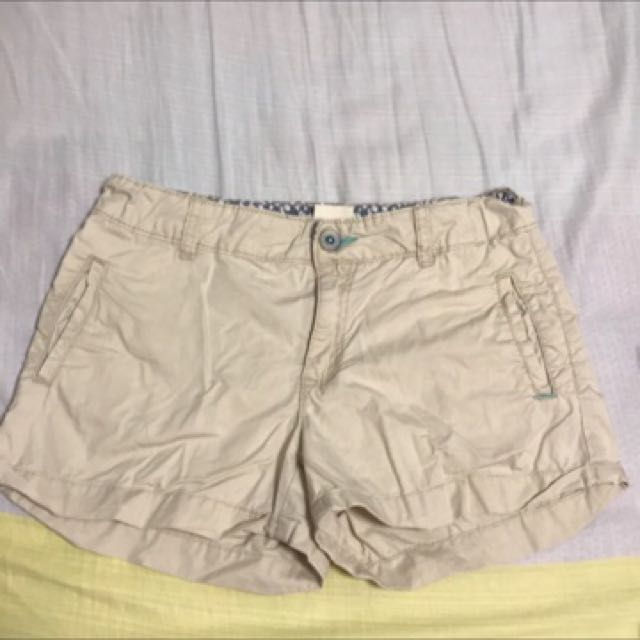 Zara女童短褲