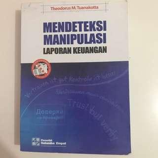 Mendeteksi Manipulasi Laporan Keuangan Tuanakotta