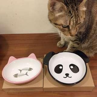 貓咪 瓷碗 / 寵物飼料碗