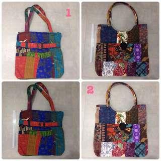 Batik Hand Bag