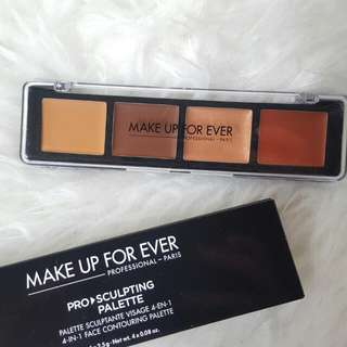 Make Up For Ever Pro Sculpting Palette 40