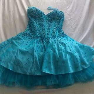 Grad Or Prom Dress